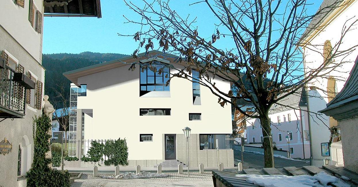 Appartmenthaus Jochberg
