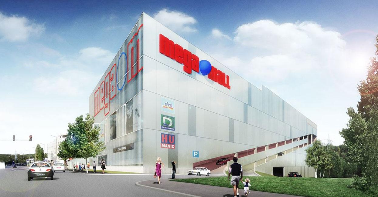 Mega Mall Ljuling